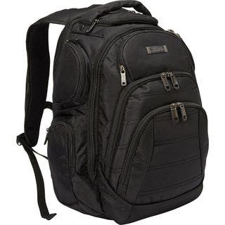 Kenneth Cole Reaction Dual Compartment 17-inch Laptop Backpack|https://ak1.ostkcdn.com/images/products/15872955/P22280768.jpg?impolicy=medium