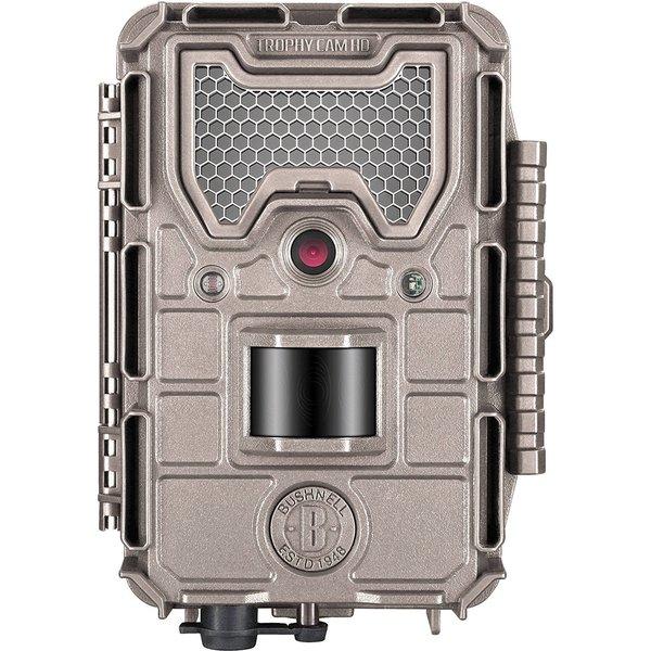 Bushnell Trophy Cam HD Aggressor Low-Glow Trail Camera (Tan)