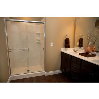 USA Made Taneycomo 55-58 inch x 67 3/8 inch Shower Slider