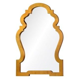 Cooper Classics Alexander Goldtone Metal Mirror