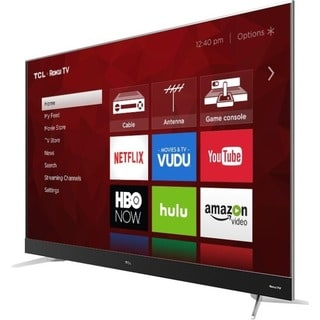 TCL 55C807 55 4K LED-LCD Roku TV