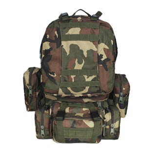 Outdoor Climbing Backpack (Camo)