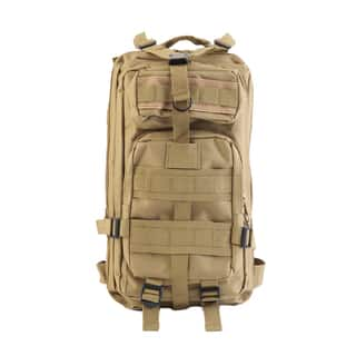 Men's Canvas Laptop Backpack (Beige)|https://ak1.ostkcdn.com/images/products/15874685/P22282259.jpg?impolicy=medium