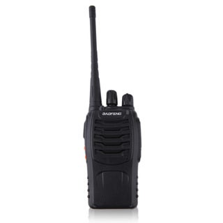 BF-888S Walkie Talkie UHF 400-470MHZ 2-Way Radio