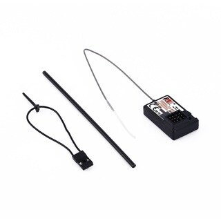 The Standard FS-GR3E 2.4Ghz 3-Channel Receiver for RC