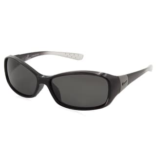Unisex Nike - EV0583-001 Black 58 mm Rectangle Sunglasses