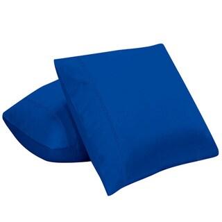 Embellished 400TC Cotton Pillowcases (Set of 4)