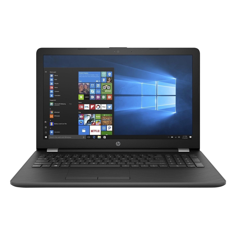 HP 15-BS010NR Notebook with Intel Pentium N3710, 4GB 1TB ...