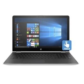 HP Pavilion x360 15-BR075NR 2-in-1 Notebook with Intel i3-7100U, 8GB 1TB HDD