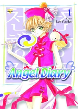 Angel Diary 1 (Paperback)