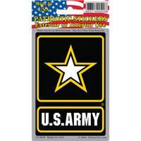 United States Army Star Logo Car Decal