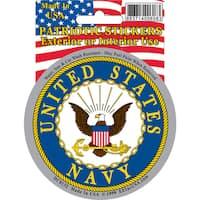 US Navy Logo Car Decal