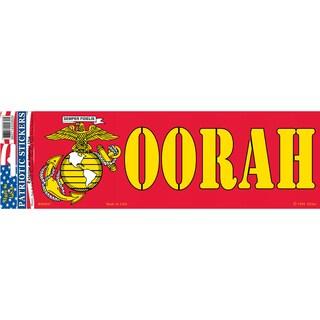 OORAH Semper Fidelis USMC Bumper Sticker