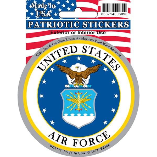 US Air Force Emblem Car Decal