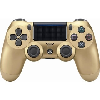 Link to DualShock 4 Wireless Controller for Sony PlayStation 4 - Gold Similar Items in Speakers
