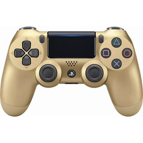 DualShock 4 Wireless Controller for Sony PlayStation 4 - Gold