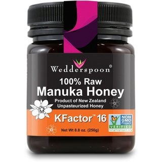 Raw Maunka Honey Kfactor 16