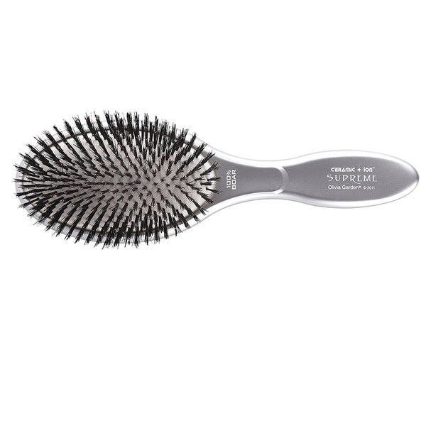 Shop Olivia Garden Ceramic Ion Supreme Hair Brush Free Shipping On Orders Over 45