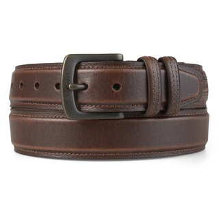 Columbia Men's Genuine Leather Dress Belt