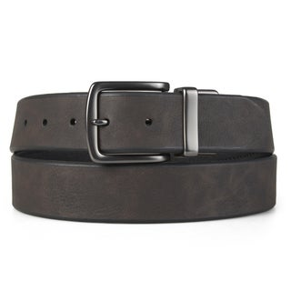 Columbia Men's Reversible Genuine Leather 38 mm Belt