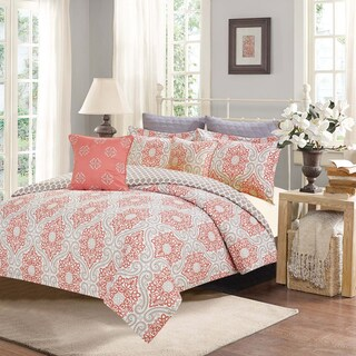 Journee Home 'Siobhan' Printed 7-piece Comforter Set (2 options available)