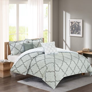 Journee Home 'Rhett' Printed 5-pc Comforter Set (2 options available)