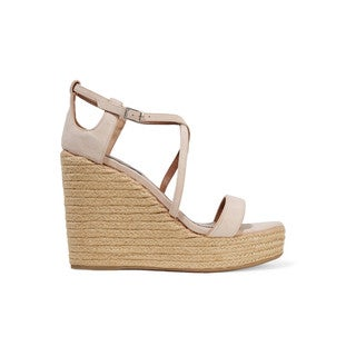 Tabitha Simmons Jenny Flesh Wedges