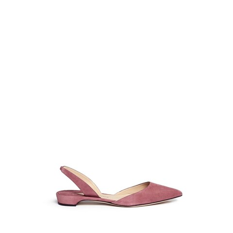Paul Andrew Rhea Pink Shoes