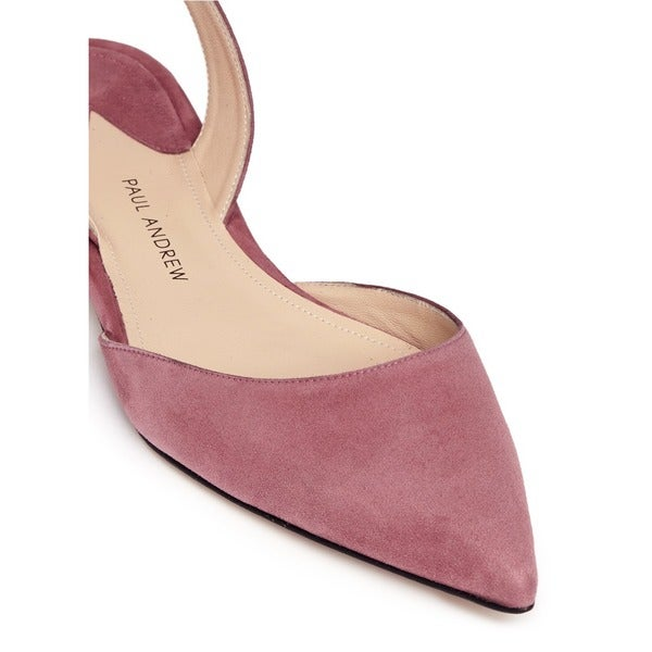 Shop Paul Andrew Rhea Pink Shoes - On