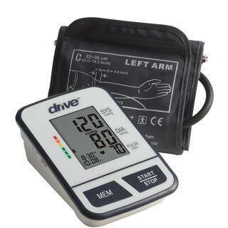 Drive Medical Economy Blood Pressure Monitor Upper Arm