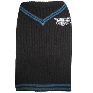 Philadelphia Eagles Dog Sweater