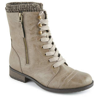 Limelight Womens Taya Winter Combat Boots
