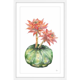 Orange Beauty' Framed Painting Print