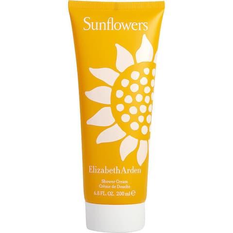 Elizabeth Arden Sunflowers Women's 6.8-ounce Shower Cream