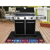 FCBarcelona Grill Mat 26x42