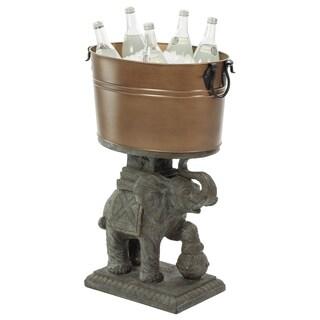 Bombay® Outdoors Elephant Beverage Tub