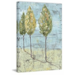 Grove I' Painting Print on Wrapped Canvas