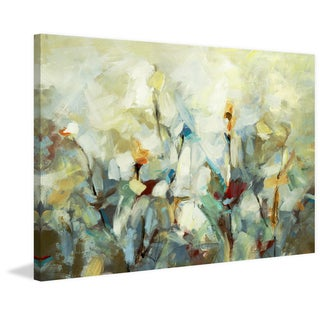 Ode to Monet 5' Painting Print on Wrapped Canvas