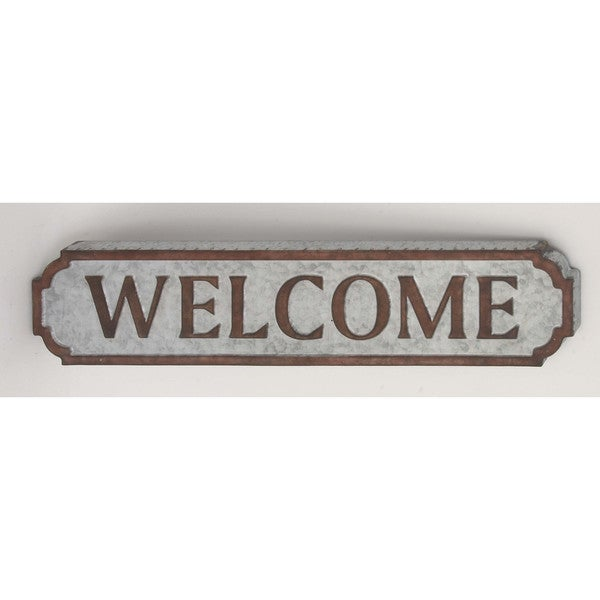 10 Beautiful Front Door Welcome Signs