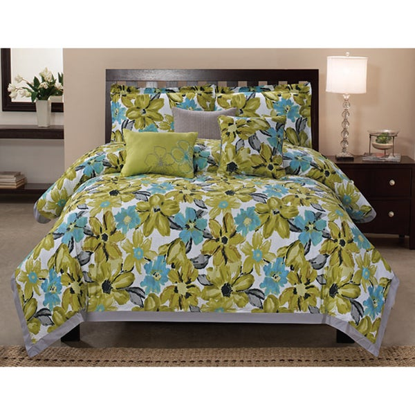 RT Designers Collection Somerset 6-Piece Cotton Comforter Set