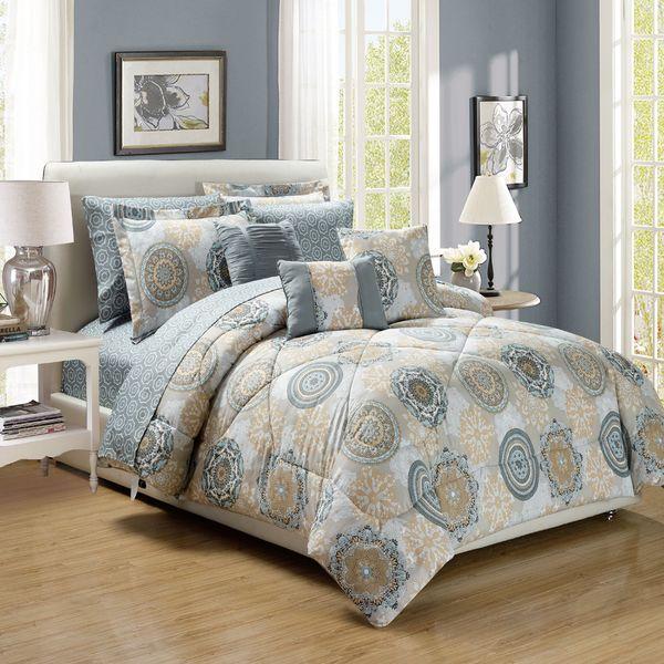 RT Designers Collection Gramercy 10-Piece Comforter Set