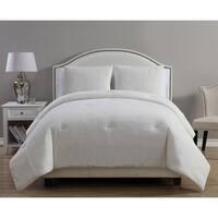 VCNY Home Gabriella Metallic Plush Comforter Set