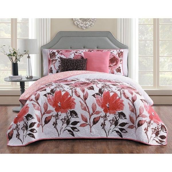 Avondale Manor Calliope 5-piece Quilt Set