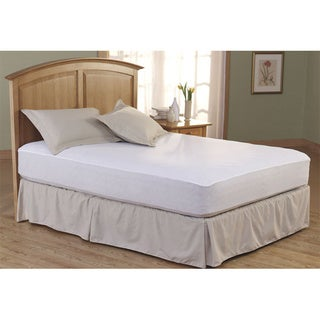 Total Protection Waterproof King Size Mattress Pad (As Is Item)