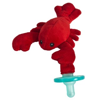 Wubbanub Lobbie Lobster Infant Pacifier