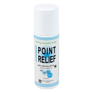 Point Relief ColdSpot 3-ounce Lotion Roll-on Bottle