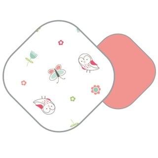 Summer Infant Flutter Fly SwaddleMe Muslin Blankets (Pack of 2)