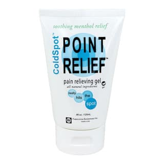 Point Relief ColdSpot 4-ounce Lotion Gel Tube|https://ak1.ostkcdn.com/images/products/15889392/P22295468.jpg?impolicy=medium