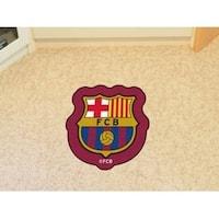 "FCBarcelona Mascot Mat 30"" x 30.4"""