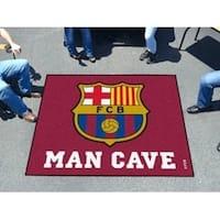 "FCBarcelona Man Cave Tailgater 59.5""x71"""